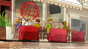 Rio de Pizza