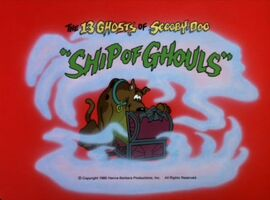 Ship of ghouls title card