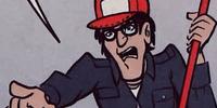 Mr. Jinks (Back to School Ghoul)