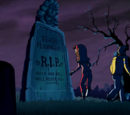 Flash Flannigan's grave