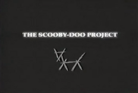 The Scooby-Doo Project title card
