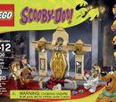 LEGO Scooby-Doo! 75900 Mummy Museum Mystery