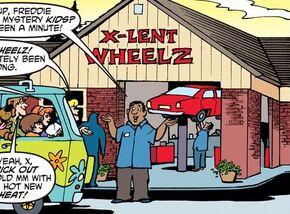 X - Lent Wheelz