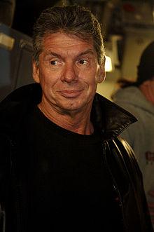 HVince McMahon