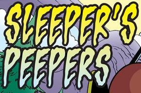 Sleeper's Peepers title card