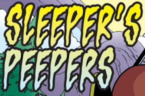 Sleeper's Peepers title card