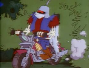 Boogey Biker