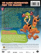 Scooby-Doo Where Are You! Seasons 1 and 2 DVD Back Cover
