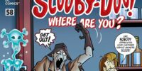 Scooby-Doo! Where Are You? issue 58 (DC Comics)