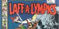 Laff-A-Lympics issue 3 (Marvel Comics)