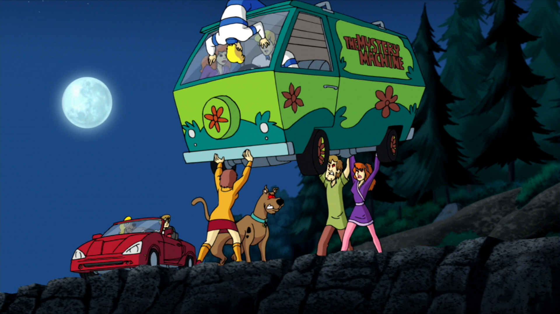 Scoobydoo Adventures Episode 1 Game - Play online at