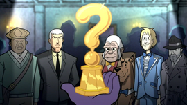 Mystery Solvers of the Millennium nominees see award
