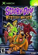 Mystery Mayhem (Xbox) cover