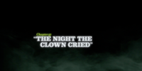 The Night the Clown Cried