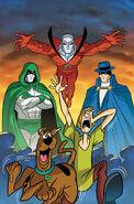 TU 13 (DC Comics) textless cover