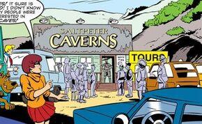 Salpeter Caverns