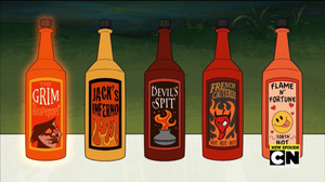 Bayou Pierre's Hot Sauces