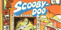 Scooby-Doo issue 4 (Marvel Comics)