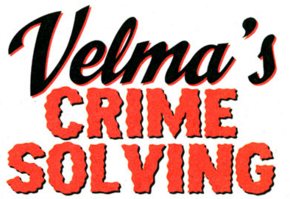 Velma's Crime Solving title card
