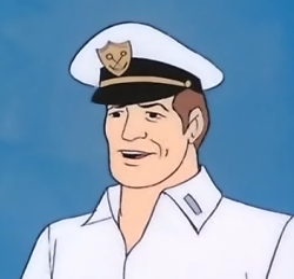 Coast guard (Scooby-Doo, Where's the Crew)