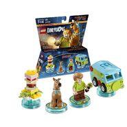 71206 Scooby-Doo! Team Pack (contents and packaging)
