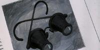Jameson Hyde White's magnifying glasses