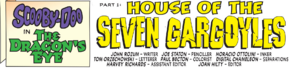 House of the Seven Gargoyles title card