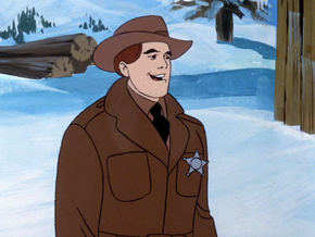 Sheriff (That's Snow Ghost)