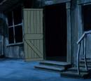 Zeb Perkins's cabin