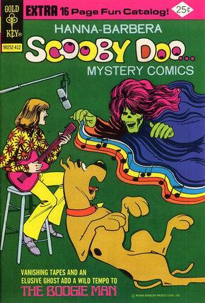 MC 29 (Gold Key Comics) front cover