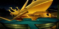 Hudson Baron's ship