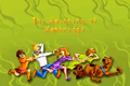 The Haunting of Hambridge title card (GBA).png