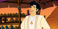 Joseph (Scooby-Doo! Jinx at the Sphinx)