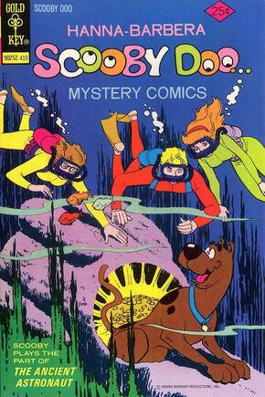 MC 28 (Gold Key Comics) front cover