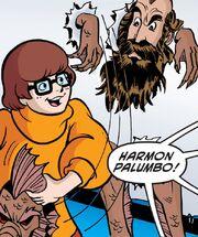 Harmon Palumbo unmasked