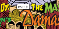 Scooby-Doo in The Dragon's Eye, Part 4: The Mask in Damascus