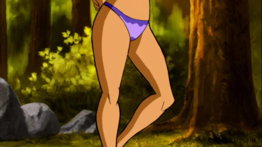 Scooby Doo Nackt