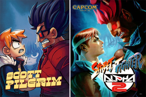 File:Scott Pilgrim Vol 5-6 vs Street Fighter Zero 2.jpg
