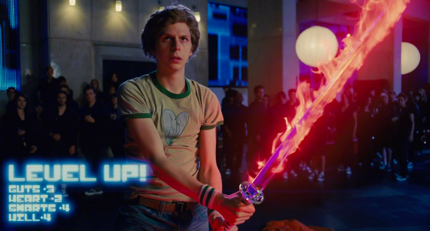 Image result for Scott Pilgrim