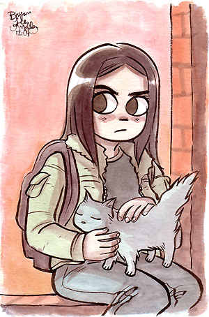 File:Watercolor 18 stacey with cat.jpg