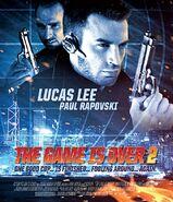 Scott pilgrim vs the world lucas lee the game is over 2 fake movie poster-1-