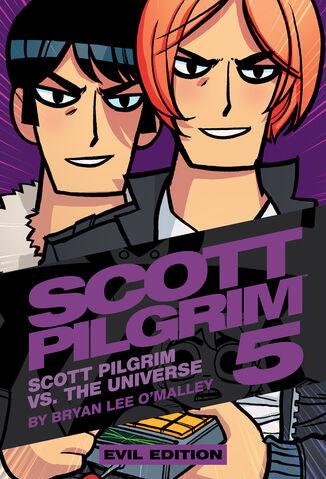File:Scott Pilgrim volume 5 Evil Edition