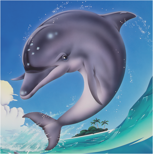 ecco the dolphin  character