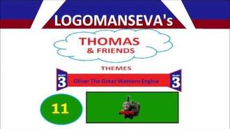Thomas Themes - Oliver The Great Western Engine (Season 3)