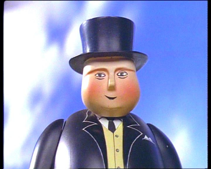 Image result for fat controller
