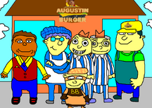 Augustin Burger Team