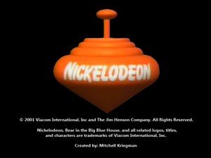 Nickelodeon Logo From potty time