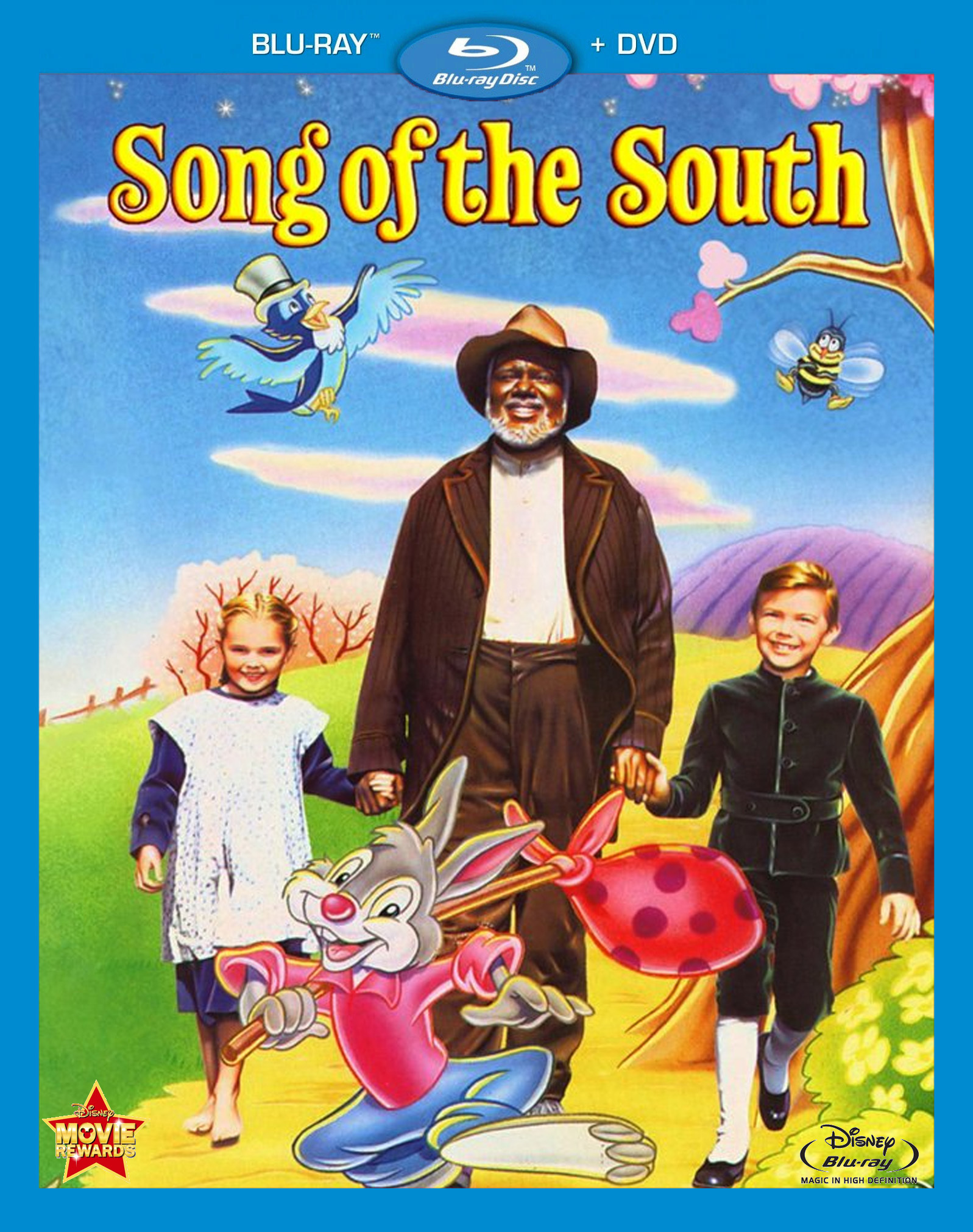 Opening To Song Of The South 2010 Blu-Ray (Version 1 ...  Opening To Song...