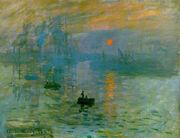 780px-Claude Monet, Impression, soleil levant, 1872