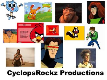 CyclopsRockz Productions